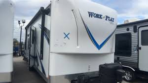 100 Work And Play Trucks 2018 FOREST RIVER WORK AND PLAY ULTRA LE 25CB