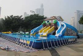 Beston Inflatable Swimming Pools For Sale