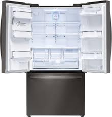 Counter Depth Refrigerator Width 30 by Lg Lfxc24726d 36 Inch Counter Depth French Door Refrigerator With