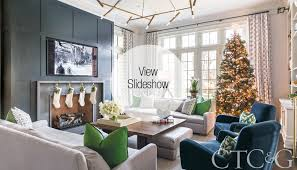 Architecture Firm Alisberg Parker Gave A Stately Greenwich Home Modern Update For The Holidays