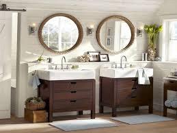 Bathroom Pottery Barn Single Sink Bathroom Vanities Wood