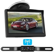 100 Rear Camera For Truck Amazoncom LeeKooLuu Digital Wireless Backup System For Car