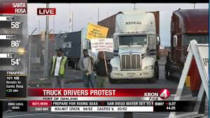 Truck Drivers Protest At Port Of Oakland - YouTube Average Truck Driver Salary How Much Do Drivers Make You Drive A Truck United States Driving School Killed In Headon Crash Ionia County Other News Us To Mandate Elogs What Shapes The Life Of Trucker Protect Your Sight The Best Sunglasses For Eagan Driver Dies Fatal Crash West Australian Losing Weight As Alltruckjobscom New Ontario Drivers Receive Mandatory Traing Toronto Star Cris No Qualified Truckerdesiree Leg Amputated Semi Injured Fourth July Pas Distracted Driving Safety Advocates Call Culture Shift