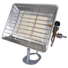 radiant de chantier 4200 w l 30 x h 24cm castorama