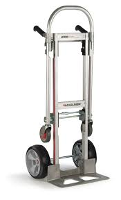 100 Hand Truck Vs Dolly Magliner 500 LbsCapacity Gemini Jr Convertible Interlockings