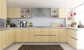 Glamorous Modular Kitchen U Shaped Design 40 With Additional Island