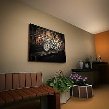 home decor leinwand poster bild harley davidson motorrad