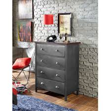 ikea hopen 4 drawer chest black brown frosted glass polyvore