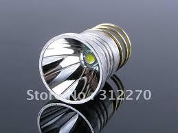 cree xm l t6 5 mode 1000 lumen led drop in module flashlight
