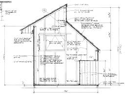 Free 10x12 Gambrel Shed Plans by Free Garden Shed Plans 18 Gif