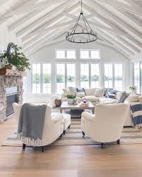 100 Elegant Decor 42 Farmhouse Ideas For Living Room DECORRACKS