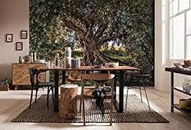 komar fototapete olive tree 368 x 254 cm 8 teile