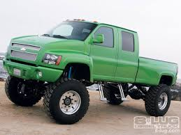 100 Kodiak Trucks 2006 Chevy 4500 StreetLegal Monster Truck Photo Image