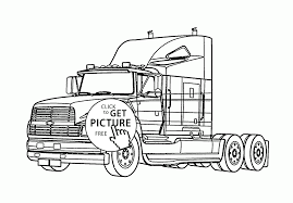 Semi Truck Coloring Page For Kids, Transportation Coloring Pages ... Coloring Book And Pages Truck Pages Fire Vehicles Video Semi Coloringsuite Printable Free Sheets Beautiful Of Kenworth Outline Drawing At Getdrawingscom For Personal Use Bertmilneme Image Result Peterbilt Semi Truck Coloring Larrys Trucks Best Incridible With Creative Ideas Showy Pictures Mosm Books Awesome Snow Plow Page Kids Transportation