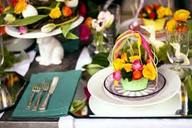 25 Decorating Ideas For The Easter Table Put Guests In An