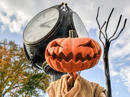 The Haunted Pumpkin Of Sleepy Hollow Soundtrack by Small Towns In The Usa That Go All Out For Halloween Booking Com