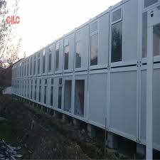 100 Container Building China Manufacturer Steel Prefab Apartment Prefabricated