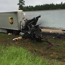 Chain-Reaction Crash Destroys Three Semi Trucks; One Driver Dead Fatal Crash That Killed Hayward Man A Possible Hitandrun Three Idd As Victims Of Fiery Crash Triggered By Suspected Street Ups Sorry I Broke Your Daihatsu Terios Car Youtube Ups Driver Delivers 51 Years Accidentfree Packages Truck Dies In Walker Co Abc13com Truck Accident 2017 Pladelphia Info Ups Abc30com Tornado Aftermath Overturned Video 12623110 Driver Stock Photos Images Alamy Crashes After Deer Jumps Through Window Wpxi