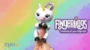 Fingerlings Baby Unicorn From WowWee