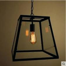 Geometric Pendant Lights Lamp Diy