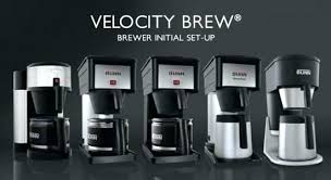 Bunn 10 Cup Coffee Maker Filters Velocity Brew Setup A1m500s Brewer Basket
