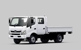 Hino Kuwait - 300 Series
