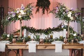 Rustic Boho Wedding Glam