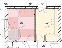 surface minimale bureau aménager une chambre contraintes et dimensions
