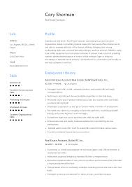 Real Estate Assistant Resume Templates 2019 (Free Download ... Administrative Assistant Resume Example Templates At Freerative Template Luxury Fresh Executive Assistant Resume 650858 Examples With 10 Examples Administrative Samples 7 8 Admin Maizchicago Proposal Sample Professional Hr Medical Support Best Grants Livecareer Unique New Office Full Guide 12 Objective Elegant