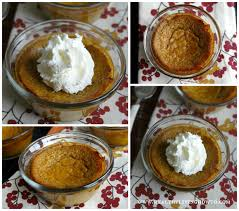 Pumpkin Pie Without Crust And Sugar by Pumpkin Pie Without Crust Recipe