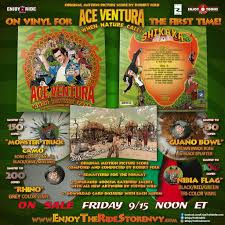 100 Ace Ventura Monster Truck ACE VENTURA WHEN NATURE CALLS SCORE BEING RELEASED COMMERCIALLY FOR