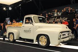 100 Chip Foose Truck Custom 1953 Ford F100 BarrettJackson 2013 Photos