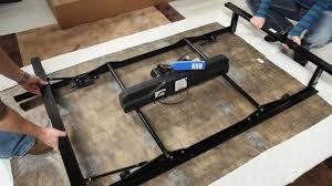 Orthomatic Adjustable Bed by Shipshape Adjustable Base By Legget U0026 Platt Assembly Www