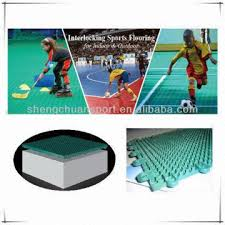 outdoor interlocking plastic sports court floor tiles for futsal