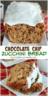 Zucchini coconut and chocolate chips make this summer bread an amazing breakfast to enjoy