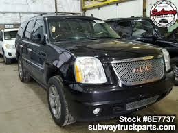 100 Yukon Truck Used Parts 2008 GMC Denali 62L AWD Subway Parts