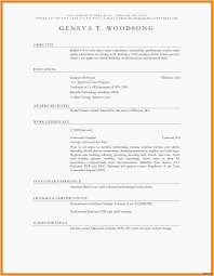 Cv Examples Uk Awesome Free Resume Cover Letter New Template For Job Of