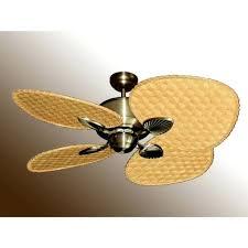 palm leaf ceiling fan fans 50 inch 5 palm leaf blades ceiling
