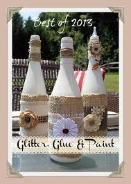 Decorative Wine Bottles Crafts by 65 Best Not Just For Wine Images On Pinterest Decorated