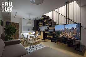 100 Maisonette House Designs Apartment Design Maisonette By Black Sheep Bratislava