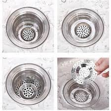 edelstahl runde loch maschen küchen badezimmer boden abfluss