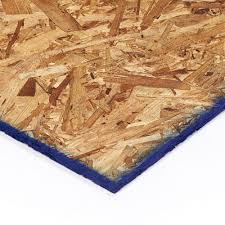 Sheetrock Ceiling Tiles Home Depot by Oriented Strand Board Common 19 32 In X 4 Ft X 8 Ft Actual