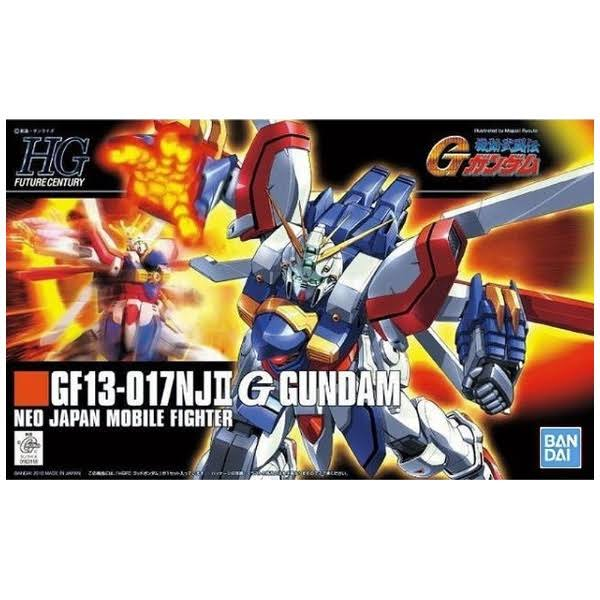 Bandai Gundam High Grade Future Century Model Kit - 1:144 Scale