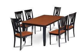 7 Piece Dining Room Set Table With A Butterfly Leaf And 6 Dining Chairs,  Black/Cherry, Rectangular Kitchen Ding Room Fniture Scdinavian Designs Cape Cod Lawrence Dark Cherry Extension Table W6 Tom Seely Solid W 6 Chairs Sets And Chair Dock86 Universal Upscale Consignment 26 Big Small With Bench Seating 2019 Gently Used Ethan Allen Up To 50 Off At Chairish East West Nido6bchw Pc Ding Room Set Bkitchen Tables 4 Plus Bench In Black Cherryfinishblack And Cm88 Roccommunity Steve Silver Tournament Arm Casters Set Of 2 Oval American Drew Cherry 7 Pieces Used Leaf Finish Glass Top Modern Woptional Items