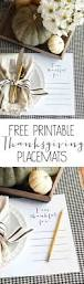 Payless Decor Promo Code by Diy Holiday Decor 14 Thanksgiving Placemat Ideas