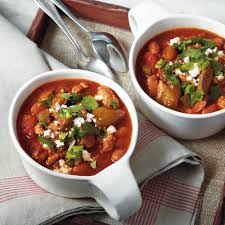 Paleo Pumpkin Chili Slow Cooker by Smoky Slow Cooked Chili Recipe Myrecipes