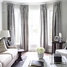 Dining Room Bay Window Treatments Curtains Is Always The Best Treatment Choice