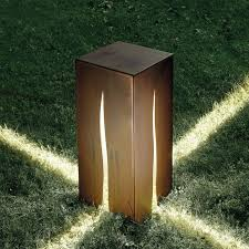 Granito Outdoor Floor Lamp Artemide