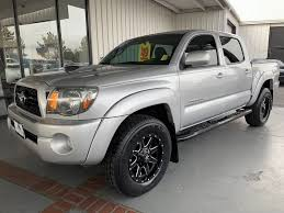 100 Used Toyota Tacoma Trucks 2011 For Sale In RENO NV Stock 4766A