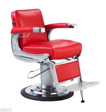 Fully Reclining Barber Chair by Barber Chair Ebay